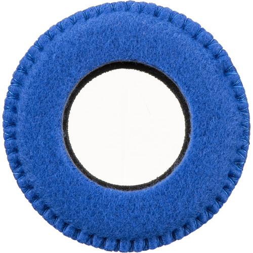 Bluestar Round Small Fleece Eyecushion (Blue)