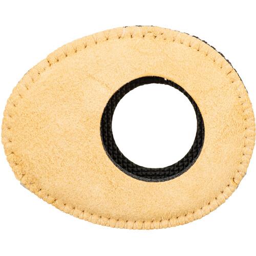 Bluestar Oval Large Viewfinder Eyecushion (Genuine English, Chamois)