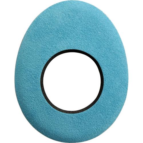 Bluestar Oval Large Microfiber Eyecushion (Blue)