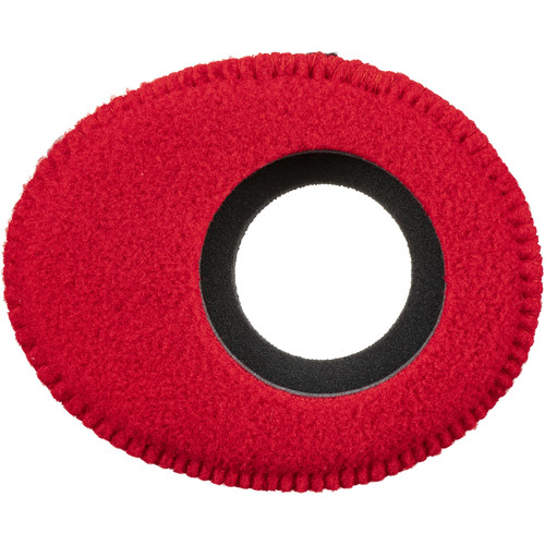 Bluestar Oval Large Fleece Eyecushion (Red)