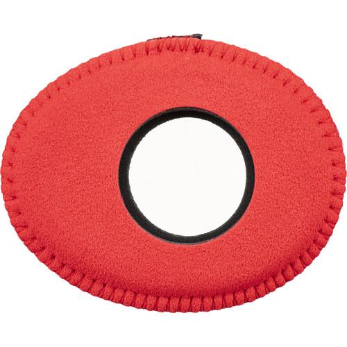 Bluestar Oval Small Microfiber Eyecushion (Red)