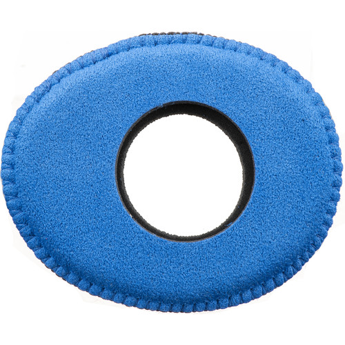 Bluestar Oval Small Microfiber Eyecushion (Blue)