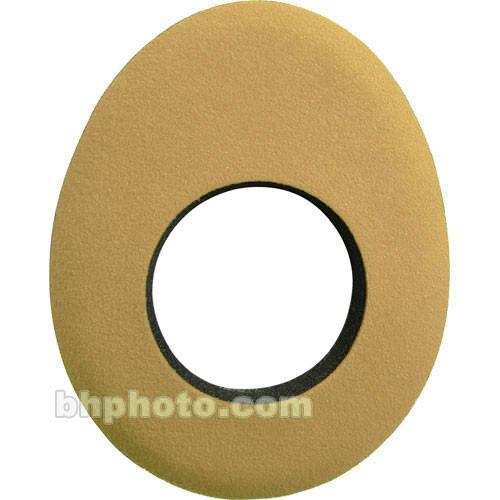 Bluestar Oval Small Microfiber Eyecushion (Natural Microfiber Color)