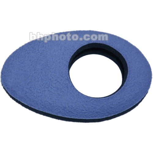 Bluestar Oval Small Fleece Eyecushion (Blue)