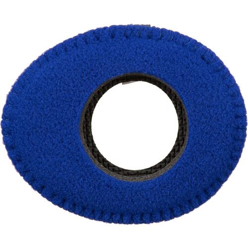 Bluestar Oval Small Fleece Eyecushion (Blue)