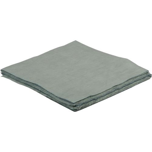 """Blue Sunprints Cyanotype Cotton Squares - 6 x 6"""" (25 Pack, White)"""