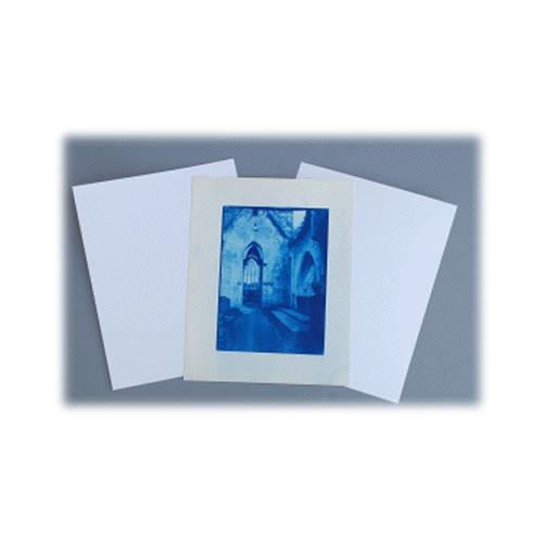 "Cyanotype Store Cyanotype Paper (11 x 14"", White, 12 Sheets)"