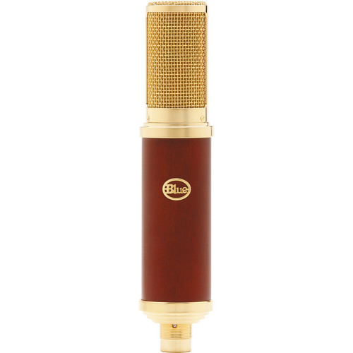 Blue Woodpecker Active Studio Ribbon Microphone