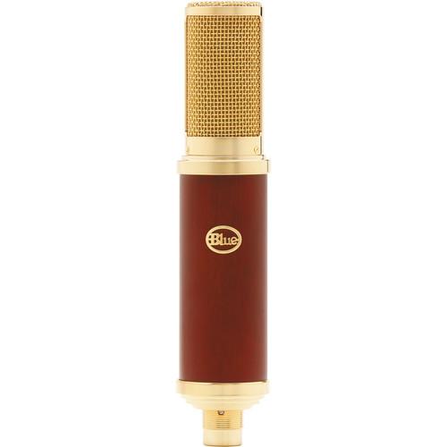 Blue Woodpecker Active Studio Ribbon Microphone