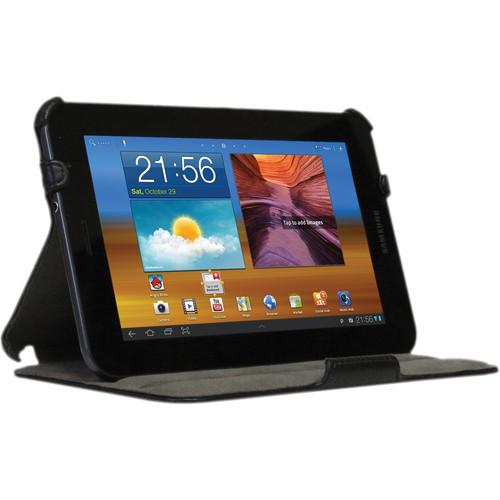 Blurex Slim Folio Case With Multi-Angle Stand for the Samsung Galaxy Tab 2 7.0 (Black)
