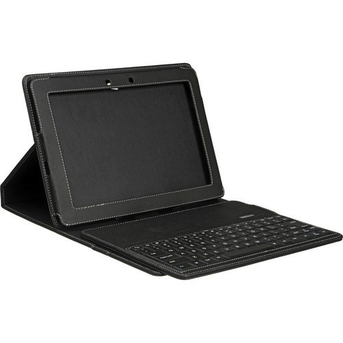 Blurex D-Lux Folio Case With Removable Keyboard for Asus Transformer Prime TF201 / TF300 / TF700 Tablets