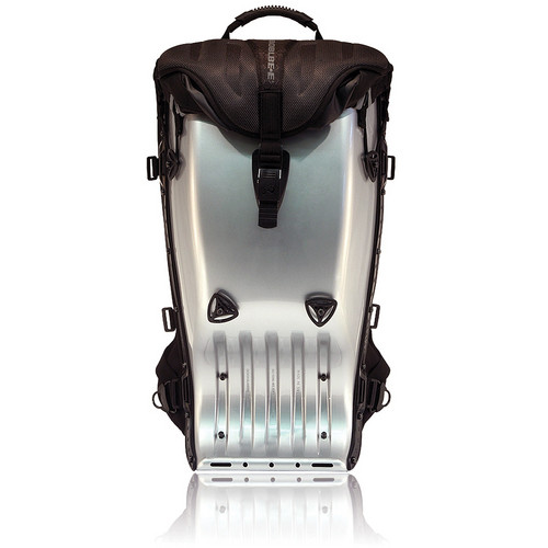 POINT 65 SWEDEN Megalopolis AERO Backpack (Spirit, Silver Metallic)