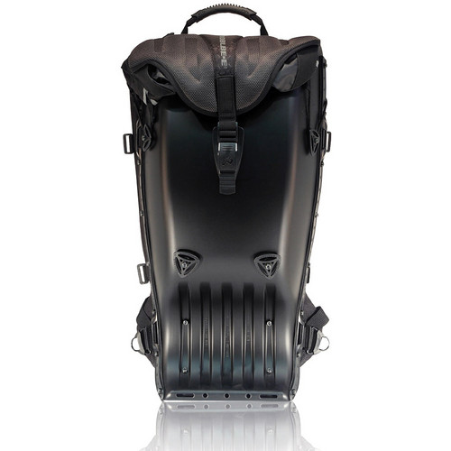 POINT 65 SWEDEN Megalopolis AERO Backpack (Phantom, Matte Black)