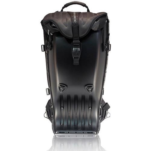 POINT 65 SWEDEN Megalopolis AERO Backpack (Phantom, Matte Black)