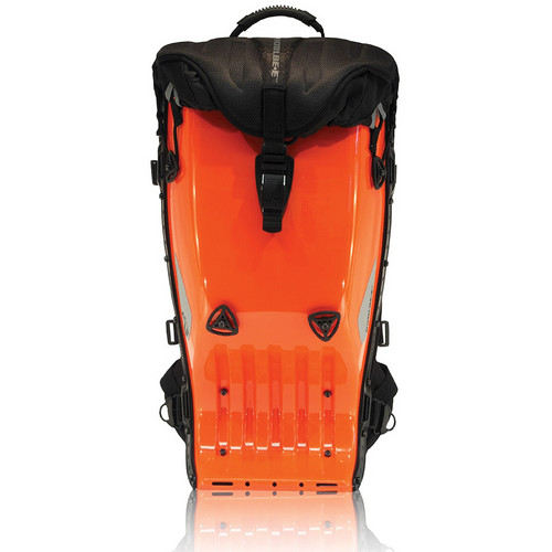 POINT 65 SWEDEN Megalopolis AERO Backpack (Signal Orange)