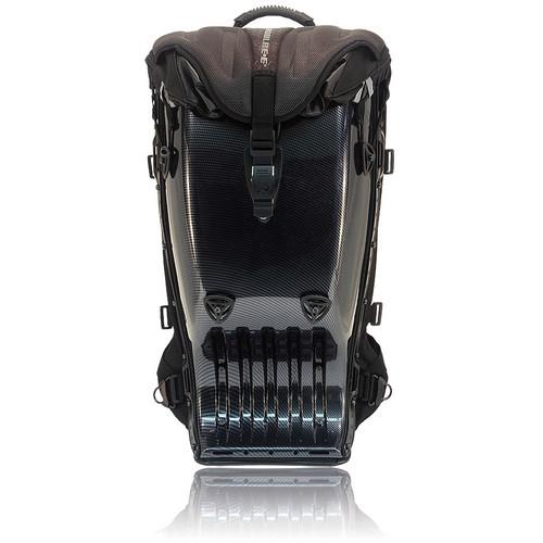 POINT 65 SWEDEN Megalopolis AERO Backpack (Carbon Pattern, Black)