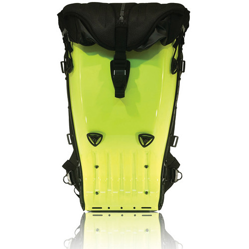 POINT 65 SWEDEN Megalopolis AERO Backpack (Neon, Yellow)