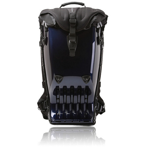POINT 65 SWEDEN Megalopolis AERO Backpack (2Blue, Blue Metallic)