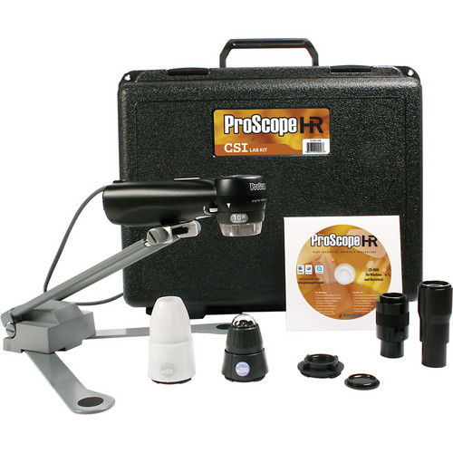 Bodelin Technologies ProScope HR CSI Lab Kit (Black)