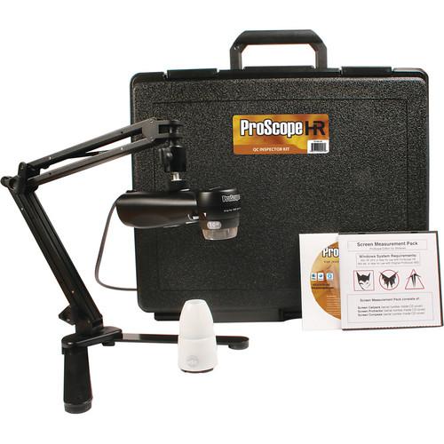 Bodelin Technologies ProScope HR2 QC Inspector Kit (Black)
