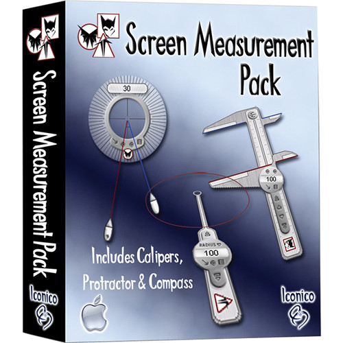 Bodelin Technologies ProScope Screen Measurement Pack Software - Macintosh Edition