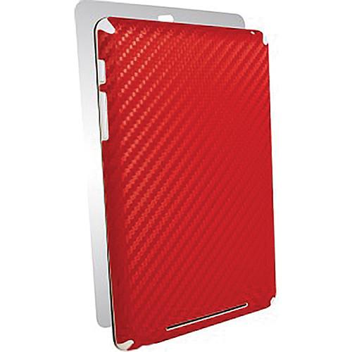 Bodyguardz Carbon Fiber Armor for Nexus 7 (Red)