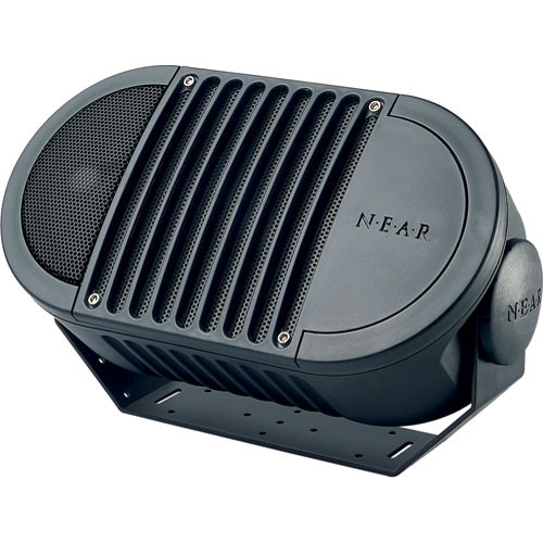 Bogen Communications A6BLK NEAR A Series Armadillo Speaker  (Black)