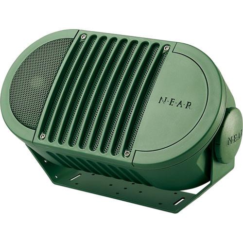 Bogen Communications A6GRN NEAR A Series Armadillo Speaker  (Green)