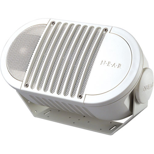 Bogen Communications A6WHT NEAR A Series Armadillo Speaker  (White)