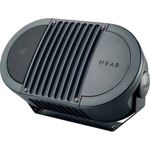 Bogen Communications A8BLK A Series Armadillo Speaker (Black)