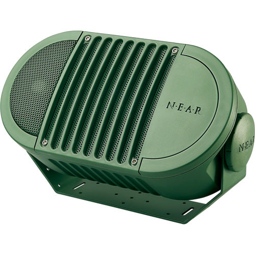 Bogen Communications A8GRN A Series Armadillo Speaker (Green)