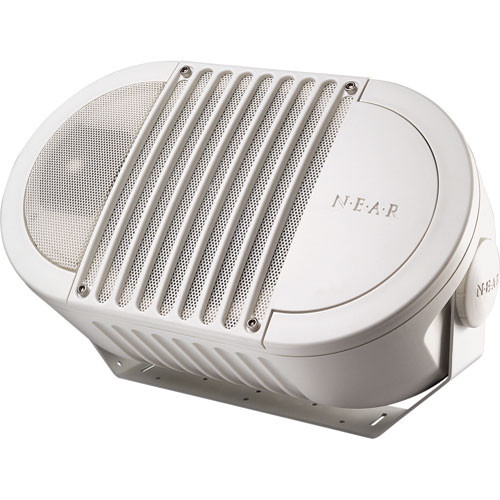 Bogen Communications A8WHT A Series Armadillo Speaker (White)