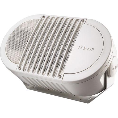 Bogen Communications A8WHT A Series Armadillo Speaker (White)
