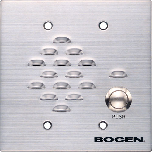 Bogen Communications ADP1 Analog Door Phone - Two-way Terminal for Telephone Systems