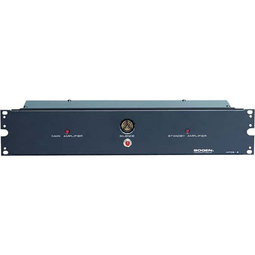 Bogen Communications AFDS2 Automatic Failure Detector for Main and Standby Amplifiers