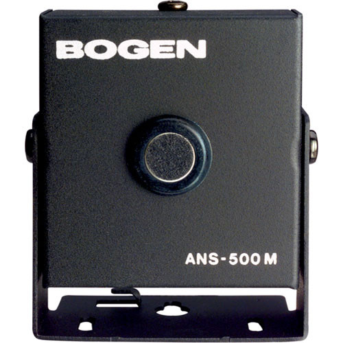 Bogen Communications ANS500M - Remote Microphone for the ANS501 Sensor