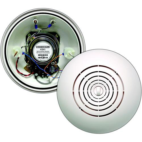 Bogen Communications ASM1 Self-Amplified EZ Mount Ceiling Speaker