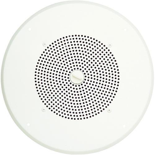 "Bogen Communications ASUG1 8"" Self-Amplified 1 Watt Ceiling Speaker (White)"