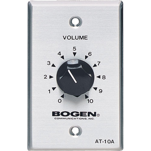 Bogen Communications AT10A 10W Attenuator