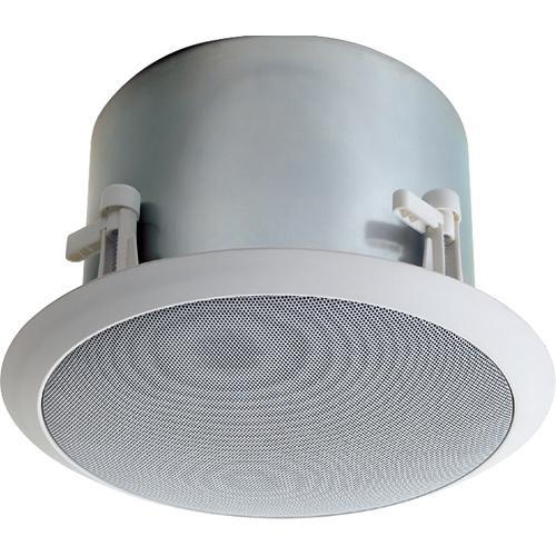 "Bogen Communications HFCS1LP 6.5"" 75W Passive Ceiling Speaker (Off-White)"