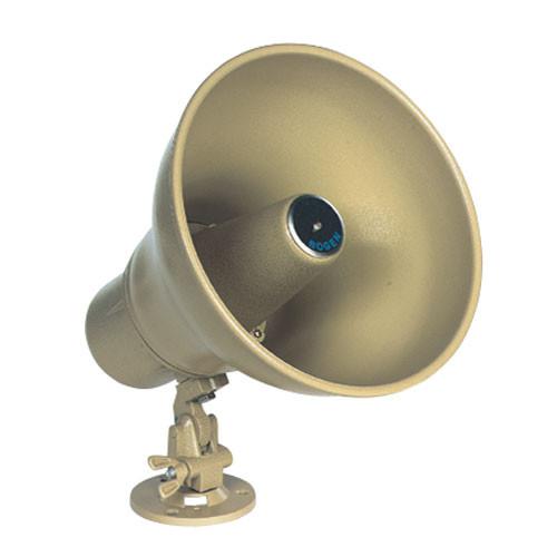 Bogen Communications HS15EZ Easy Design 15W Paging Horn (Mocha)