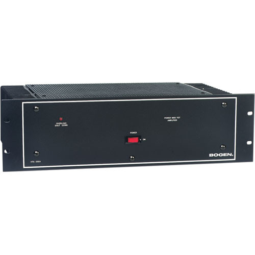 Bogen Communications HTA250A Power Amplifier 250W