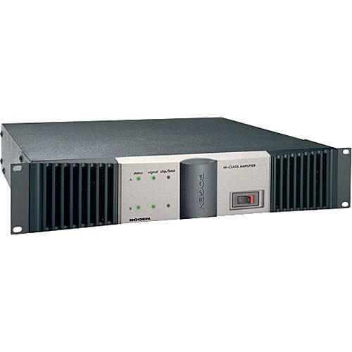 Bogen Communications M450 Power Amplifier 450WStereo/900W Mono