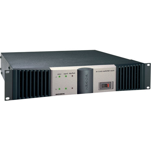 Bogen Communications M600 Power Amplifier 600WStereo/1200W Mono