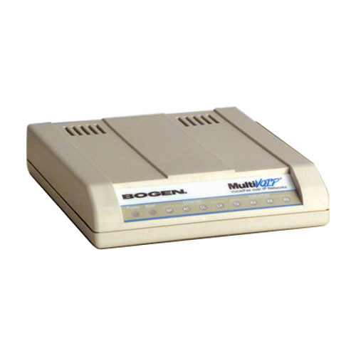 Bogen Communications MultiVOIP MVP130BG - Network Paging Router with Single Port