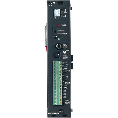 Bogen Communications PCMCPU Central Processor for PCM2000