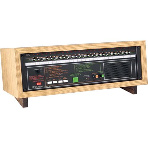 Bogen Communications PI35A Desktop Intercom Control Center for Speaker Stations