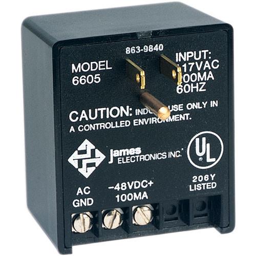 Bogen Communications PRS48 48V DC 100mA Power Supply