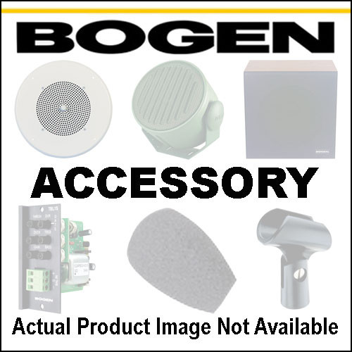 Bogen Communications RPK35B Rack Panel Mounting Kit for CS Series Amplifiers