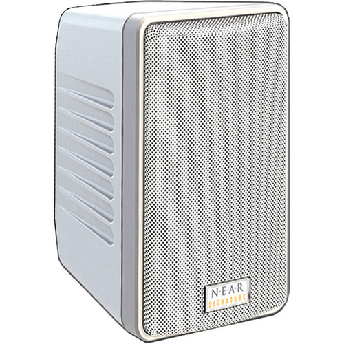 "Bogen Communications S4 4.5"" High-Performance 2-Way Passive Loudspeaker (White)"